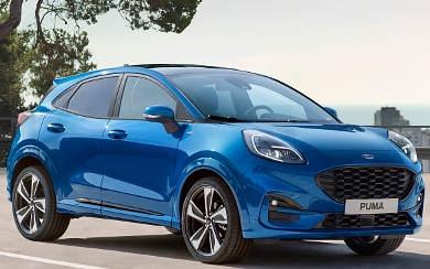 Ver mas info sobre el modelo Ford Puma