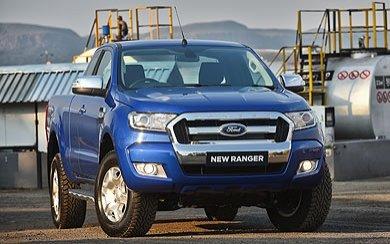 Ver mas info sobre el modelo Ford Ranger