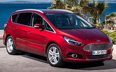 Ver mas info sobre el modelo Ford S-MAX