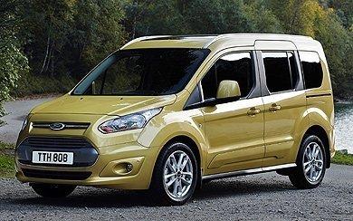 Ver mas info sobre el modelo Ford Compact Tourneo Connect