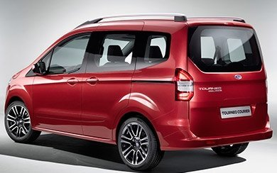 33fb014d4fb Ford Tourneo Courier Ambiente 1.0 EcoBoost 100 CV Start Stop (2015 ...