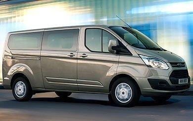Ver mas info sobre el modelo Ford Tourneo Custom