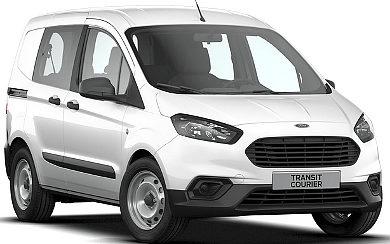 Ver mas info sobre el modelo Ford Transit Courier