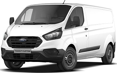 Ver mas info sobre el modelo Ford Transit Custom