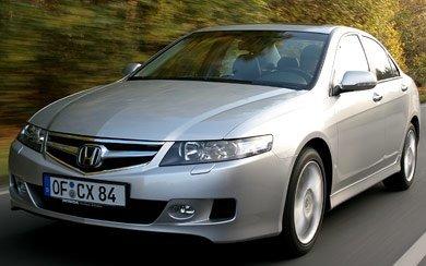 Foto Honda Accord Sedán 2.0 i-VTEC Comfort (2008-2008)