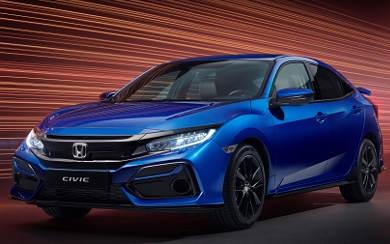 Foto Honda Civic 5p 1.0 VTEC Turbo CVT Elegance Navi (2020)