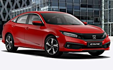 Foto Honda Civic Sedan 1.5 VTEC Turbo Executive (2019)