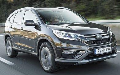 Ver mas info sobre el modelo Honda CR-V