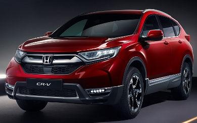 Foto Honda CR-V 1.5 VTEC Turbo 127 kW (173 CV) 4x2 Elegance Navi (2018)