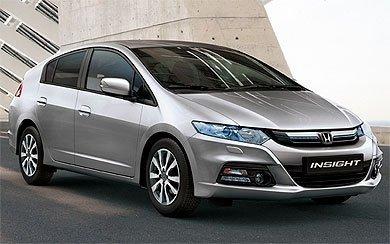 Ver mas info sobre el modelo Honda Insight