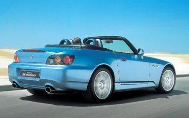 Ver mas info sobre el modelo Honda S2000