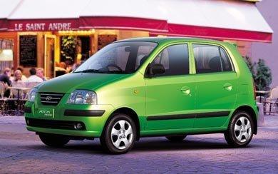 Ver mas info sobre el modelo Hyundai Atos