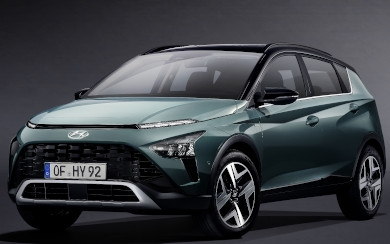 Ver mas info sobre el modelo Hyundai Bayon