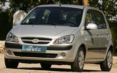 Ver mas info sobre el modelo Hyundai Getz
