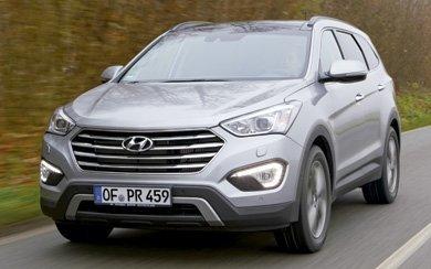 Ver mas info sobre el modelo Hyundai Grand Santa Fe