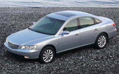 Ver mas info sobre el modelo Hyundai Grandeur