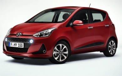 Ver mas info sobre el modelo Hyundai i10