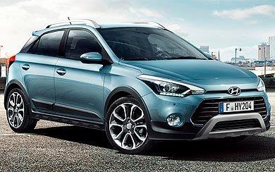 Ver mas info sobre el modelo Hyundai i20