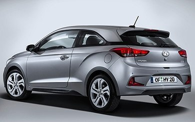 hyundai i20 coup style bluedrive 1 0 t gdi 88 kw 120 cv. Black Bedroom Furniture Sets. Home Design Ideas