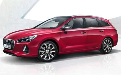 Foto Hyundai i30 CW 1.0 T-GDi 88 kW (120 CV) Klass Max (2017)