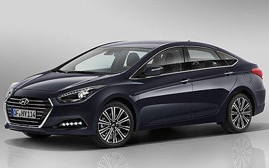 Ver mas info sobre el modelo Hyundai i40