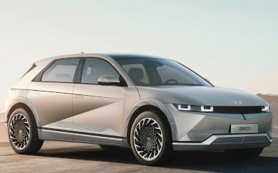 Ver mas info sobre el modelo Hyundai IONIQ 5