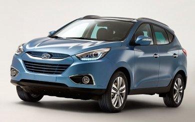 Ver mas info sobre el modelo Hyundai ix35