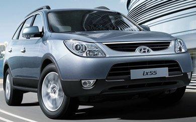 Ver mas info sobre el modelo Hyundai ix55