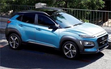 Ver mas info sobre el modelo Hyundai Kona
