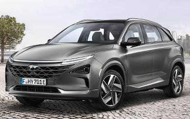 Foto Hyundai NEXO (2018)
