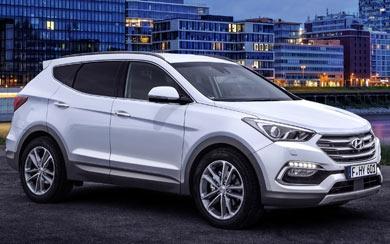 Ver mas info sobre el modelo Hyundai Santa Fe