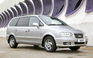 Ver mas info sobre el modelo Hyundai Trajet