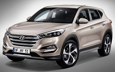Ver mas info sobre el modelo Hyundai Tucson