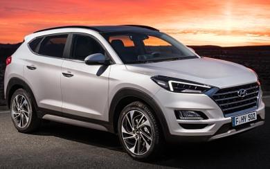 Foto Hyundai Tucson 1.6 GDI 97 kW (131 CV) 4x2 Klass BE (2019)