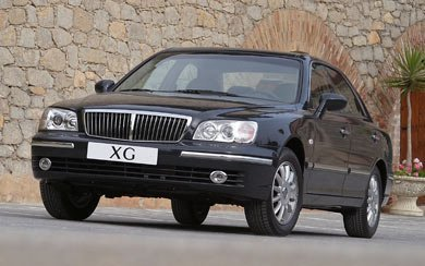 Ver mas info sobre el modelo Hyundai XG