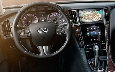 Ver mas info sobre el modelo Infiniti Q50