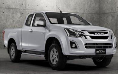 Ver mas info sobre el modelo Isuzu D-MAX