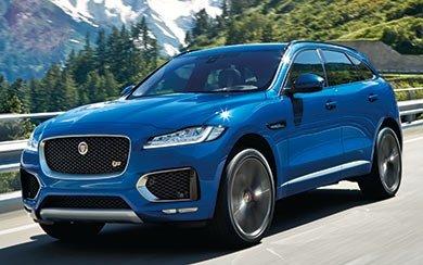Ver mas info sobre el modelo Jaguar F-PACE
