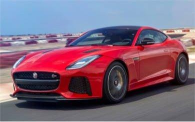 Ver mas info sobre el modelo Jaguar F-Type