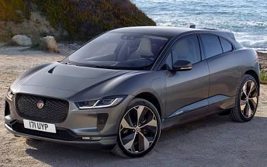 Ver mas info sobre el modelo Jaguar I-PACE