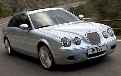Ver mas info sobre el modelo Jaguar S-Type