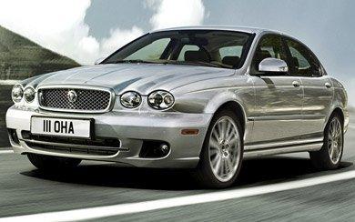Ver mas info sobre el modelo Jaguar X-Type