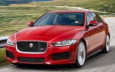 Ver mas info sobre el modelo Jaguar XE