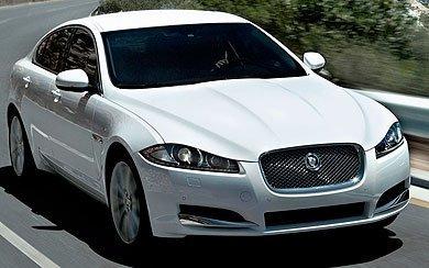 Jaguar XF (2008) | Información general - km77.com