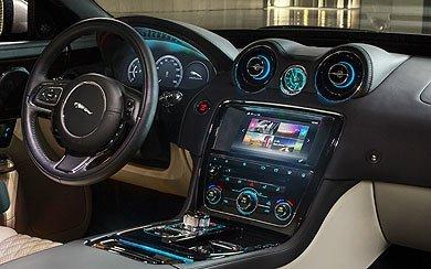 Ver mas info sobre el modelo Jaguar XJ