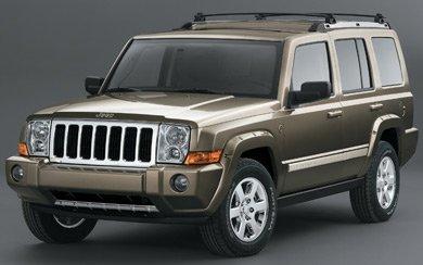 Ver mas info sobre el modelo Jeep Commander