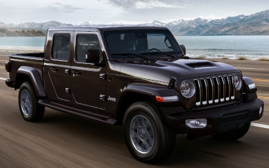 Ver mas info sobre el modelo Jeep Gladiator