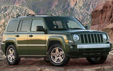 Ver mas info sobre el modelo Jeep Patriot