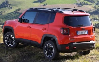 jeep renegade 2 0 multijet 125 kw 170 cv trailhawk 4x4 auto active drive low 2014 2018. Black Bedroom Furniture Sets. Home Design Ideas