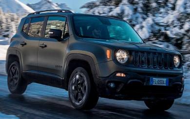 Foto Jeep Renegade Trailhawk 2.0 MultiJet 125 kW (170 CV) 4x4 Auto Active Drive Low (2018)